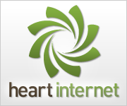 We're Heart Internet Hosting Resellers